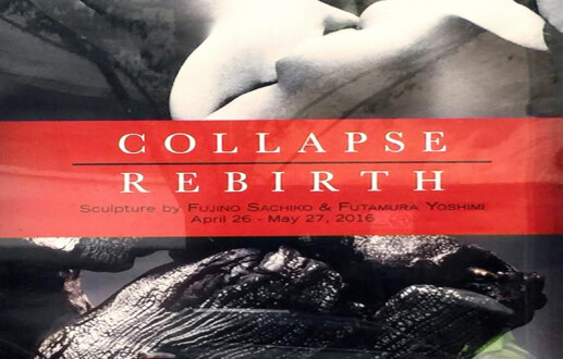 "Exhibition / ""Collapse/Rebirth"" Gallerie Joan B. Mirviss / New York"